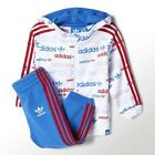 Adidas I Graphic infant boys fleece tracksuit age 12 months-3 years