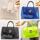 New Women's bag handbags Candy portable shoulder Messenger jelly two bags ZB0015