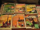 Huge lot 33 Mother EARTH News Sustainable prepper Vintage Magazines Nelson