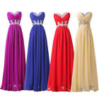 2015 Cocktail Applique Formal Long Prom Gown Ball Masquerade Party Evening Dress