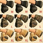 Full Finger Airsoft Shooting Motorcycle Armed Outdoor Military Tactical Gloves