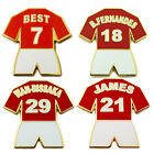 United KIT BADGE Selection Player Shirt Gift Brooch Classic Fitting Pin Badge