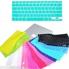 """New Keyboard Protector Cover Slim Colors For Macbook Air 11"""" 13"""" 15"""" Pro Retina"""