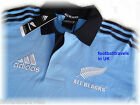S M L XL XXL 3XL ADIDAS ALL BLACKS RUGBY POLO SHIRT jersey NEW ZEALAND