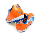 $55 [102236-03] PUMA V5.10 II I FG Jr youth SOCCER Cleats KIDS FUTBOL boot