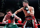 MATTEW MACKLIN v SERGIO MARTINEZ 06 (BOXING) PHOTO PRINT