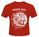 Parkway Drive 'Tiger Bones' T-Shirt - NEW & OFFICIAL!