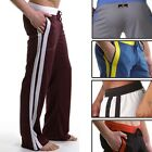 PROMOTION~Men's Casual Gym Sports Breathable Trousers YOGA Jogging Long Pants S+