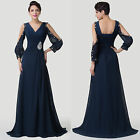 1 Sexy V-Neck Cocktail Dress Party Formal Evening Ball Prom Dresses Wedding Gown