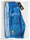 BOYS / YOUTH OFFICIAL ADIDAS REAL MADRID SHORTS football soccer calcio Boy Junge