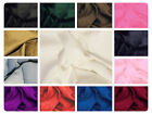 "8 Wale Cotton Corduroy Fabric Material - 56"" (144cm) wide - Many Colours"