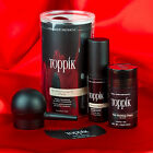 TOPPIK FREE 12g Fibres with this  HAIR PERFECTING TOOL KIT