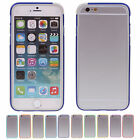 """Newest Hi-Q Splicing Protector Bumper Case Cover Frame For Apple 4.7"""" iPhone 6"""