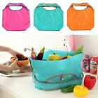 Hi-Q Foldable Shopping Bags Storage Eco Reusable Tote Grocery Recycle Bag B55