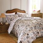 Dresser Bedding by designer Emma Bridgewater, featuring a display of favourit...