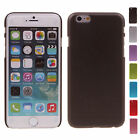 "CHEAP 7 Styles Thin PC Dust Proof Back Skin Case Cover For Apple 4.7"" iPhone 6"
