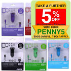 USB Socket Car Charger 2.1A/ Cable 8 Pin for iPod iPad Air Mini/iPhone 5 5S 6
