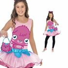 Girls Moshi Monster Poppet Costume Kids Childrens Halloween Fancy Dress Outfit