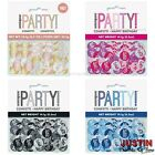 Milestone Party Table Decoration CONFETTI Sprinkles Decorations All Ages