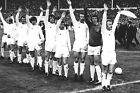 LEEDS UNITED 1972-1973 CENTENARY CUP WIN PHOTO PRINT 05