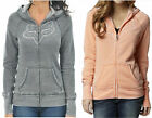 Fox Racing Womens Definitive Zip Hoody