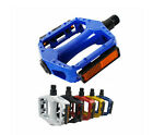 Cycling Mountain MTB/BMX Road Bike Bicycle Alloy Flat-Platform Pedals 9/16""