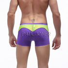 Cheapest New Men's Sexy Swimwear Swimming Boxer Trunks Swim Shorts Board wear