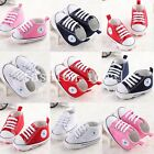 Fashion Infant Toddler Baby Boy Girl Kid Soft Crib Shoes Sneaker 0-18 Months U3