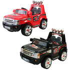 New 12V Electric 2 Motors Children Ride On Jeep Parental Remote Control Toy Car