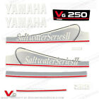 Yamaha 250hp Saltwater Series II Outboard Decal Kit for Carbureted Engines