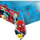 Spiderman Superhero Party, Spiderman Tablecovers