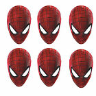 Spiderman Superhero Boys Birthday Party Spiderman Party Masks Favors 6-36 guests