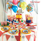 Circus Party 2nd Birthday Essential Party Kits for 8, 16, 24, 32, and 40 Guests!