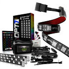 16+ Color LED Interior Car Kit - Under Dash Footwell SMD Accent Lighting