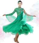 2014 New Ballroom Standard Smooth Rhythm Lace Dance Dress Dp194 3 Color M L XL