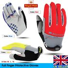 Men Women Brand New Outdoor Cycling Bike Bicycle Full Finger Gloves M L XL Size
