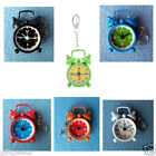 Mini Bell Alarm Clock with Ball Chain - Kikkerland - 6 Colours Battery Inlcuded
