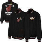 Authentic Miami Heat NBA Black Reversible Wool Jacket-Brand New with Tags on eBay