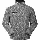 Mammut Iceland Jacket Herren Strickjacke Black