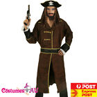 Mens Pirates Of The Caribbean Captain Jack Sparrow PRESTIGE Adult Costume HAT