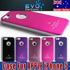 Air Jacket A5 Protective Metal Hard Case Cover Skin For Apple iPhone 5 5S