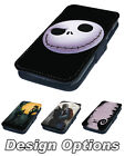 Nightmare Style Printed Faux Leather Flip Phone Cover Case 1 Christmas