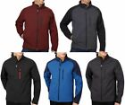 NEW-Kirkland Men Soft shell Jacket Wind and Waterproof Breathable, Size: M - 3XL