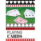 Harlequin Jumbo Giant Large Playing Cards Deck Game Family Fun A5-A4-A3