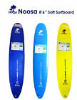 soft surfboard 8'6 malibu revolution Longboard Noosa performance surf board 8ft6