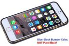 Gold Rim Metal Bumper Frame Hard Case Cover Shell for Apple iPhone 6 Plus 5/5S