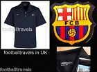 S M L XL NIKE BARCELONA DRI-FIT GOLF POLO SHIRT Polyester football soccer jersey