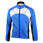 2013 Men's Blue Cycling Fleece Thermal Winter Long Sleeve Jersey Jacket M-2XL