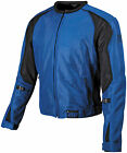 Speed & Strength Under The Radar Mesh Jacket Blue Black SM-3XL Mens Motorcycle