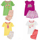 Gymboree Gymmies Baby Girl Short PJs Pajamas Sleepwear 6 12 18 24 2T NWT